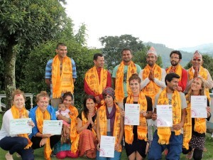 yoga-teacher-training-certificate-distribution