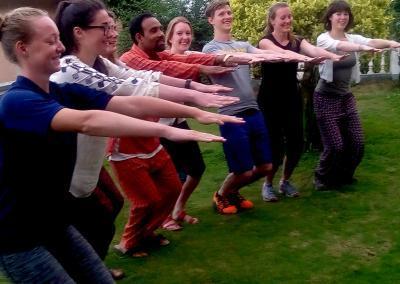 500 hrs advanced Yoga teacher training course