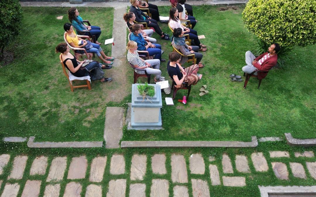 Yoga Meditation Retreat in Nepal