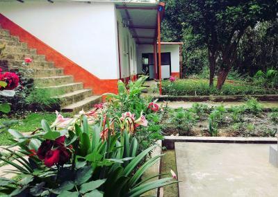 Nepal yoga cottage