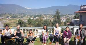pranayama retreat