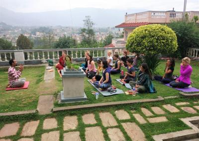 Learn Yoga Philosopy at Nepal Yoga Home