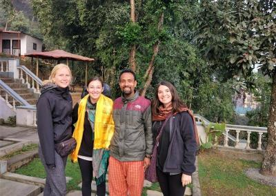Yoga Retreat Course at Nepal Yoga Home