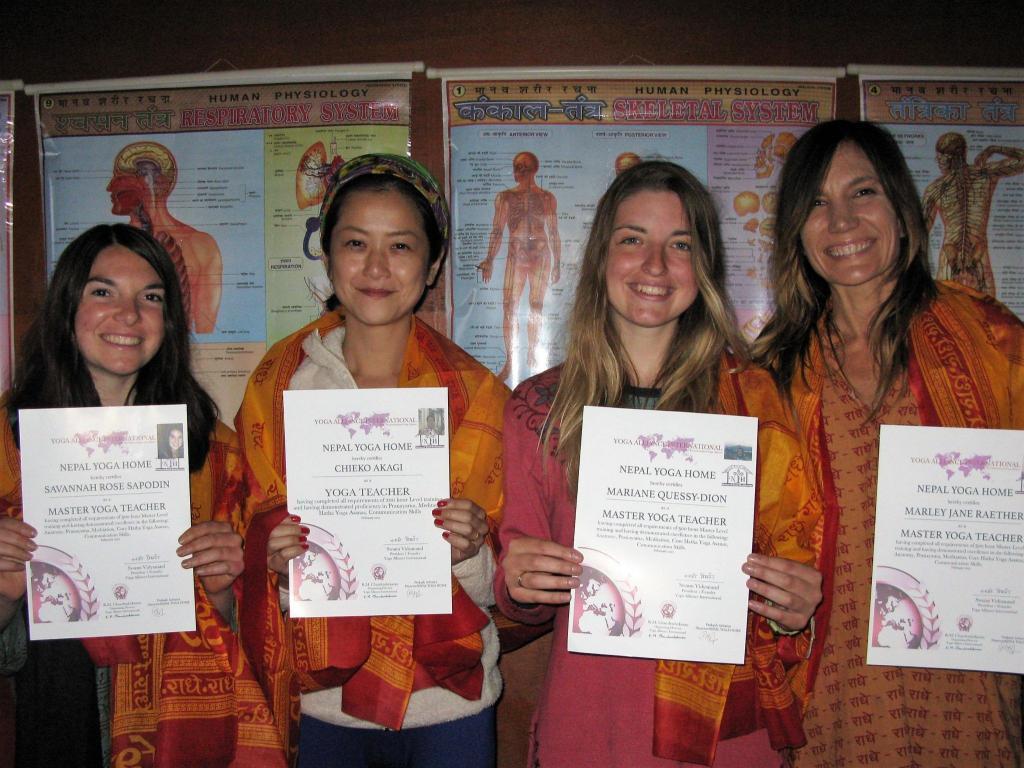Yoga Certification in Nepal