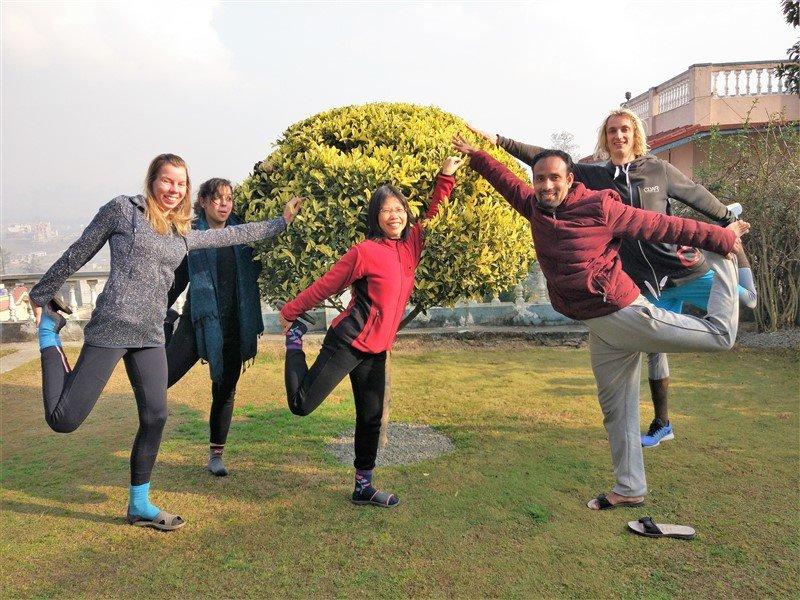 Yoga Nepal