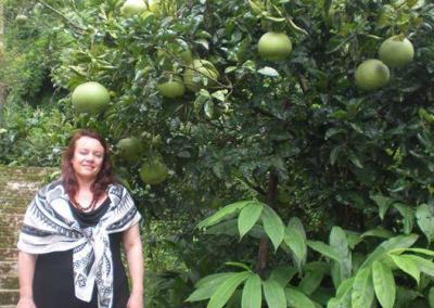 Fruits garden Nepal Yoga Home