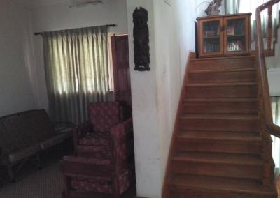 Inside View of Nepal Yoga Home