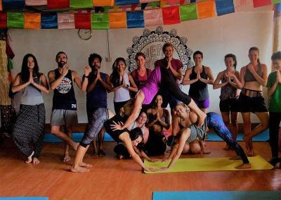 300 Hours Advance Yoga Teacher Training in Nepal