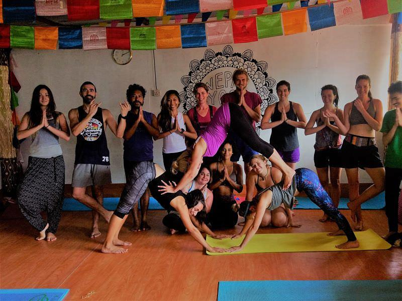 Advanced Yoga Teacher Training Nepal