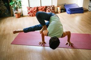 Hindrances in Yoga