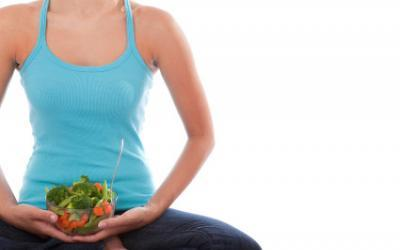Relation of yoga and vegetarian habits