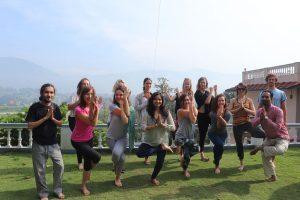 An Academy for Yoga Teacher's Training