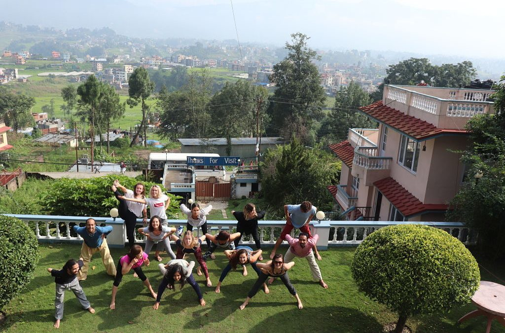 Nepal Yoga Home: A Studio for Yoga Teacher's Training