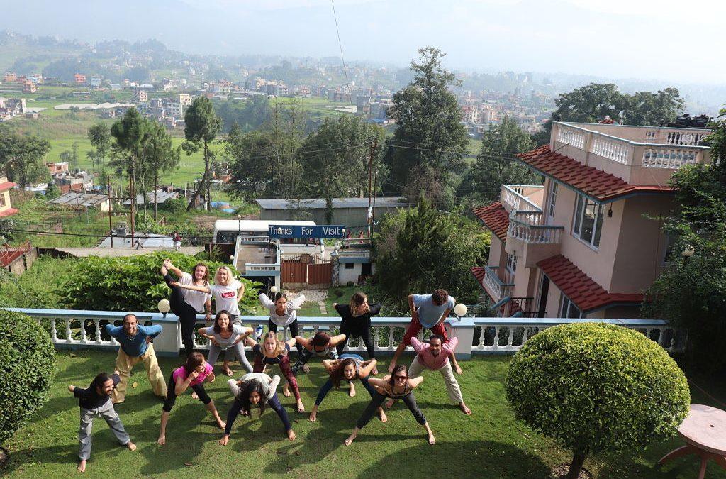 Studio for Yoga Teacher's Training