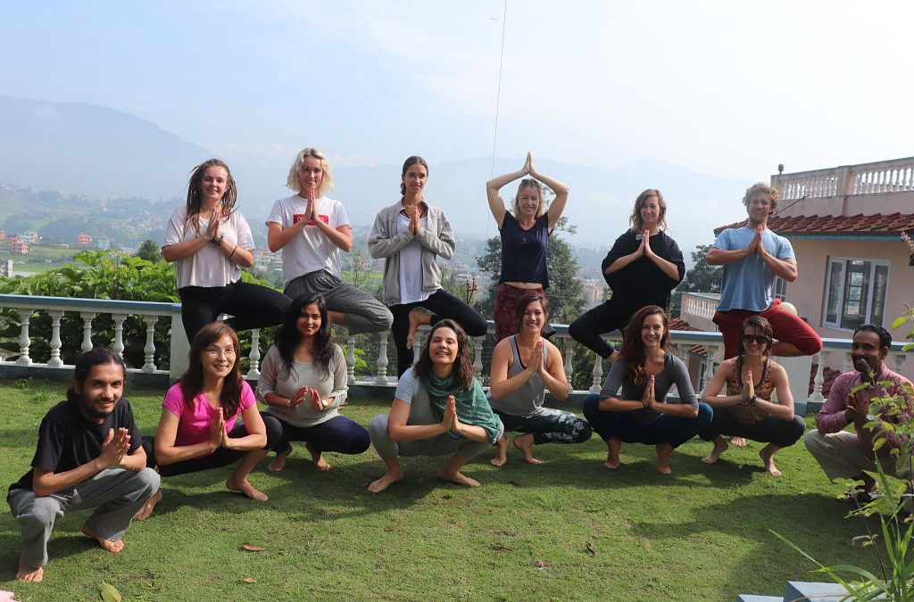 Nepal Yoga Home: A School for Yoga Teacher's Training