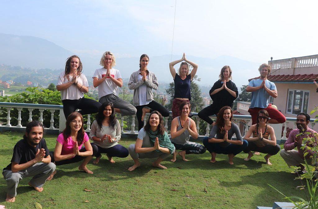 A School for Yoga Teacher's Training