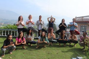 A School for Yoga Teacher's Training