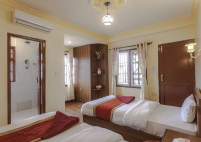 Nepal Yoga Home- guestroom