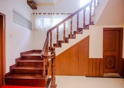Stair case- Yoga Home
