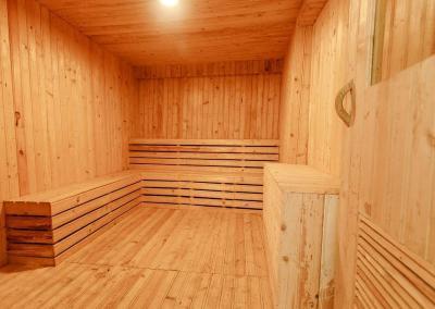 sauna-Nepal Yoga Home