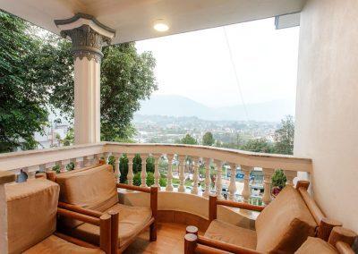terrace neapl Yoga Home