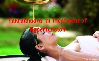 Takradhaara  in Treatment of Hypertension