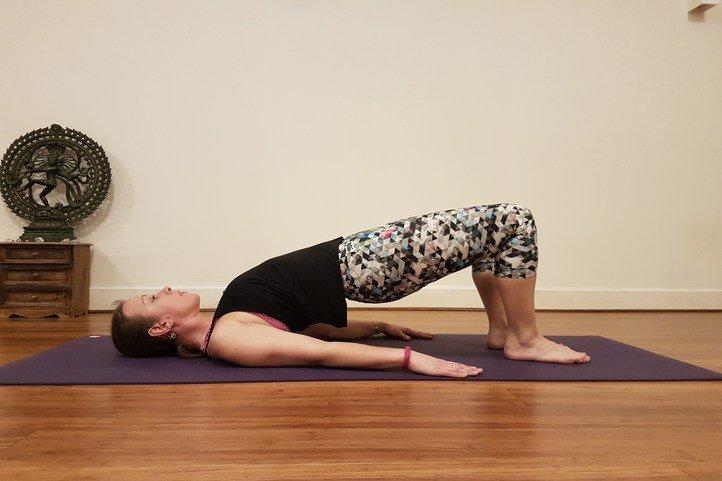 setubandasana yoga