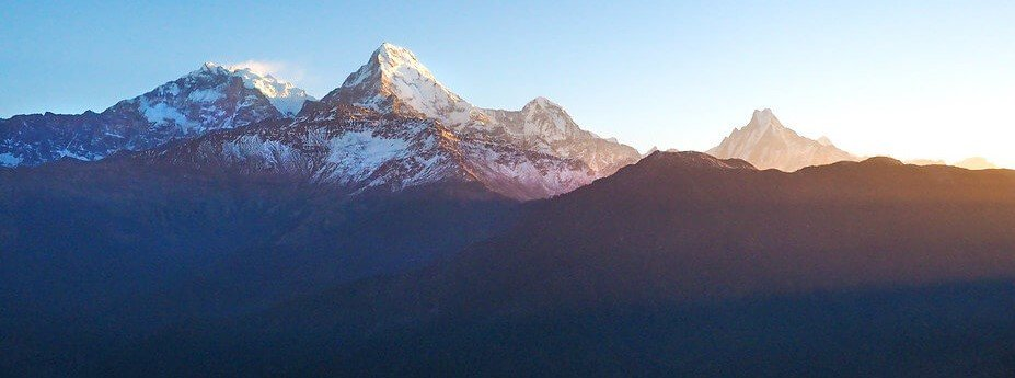 annapurna base camp yoga trek in Nepal