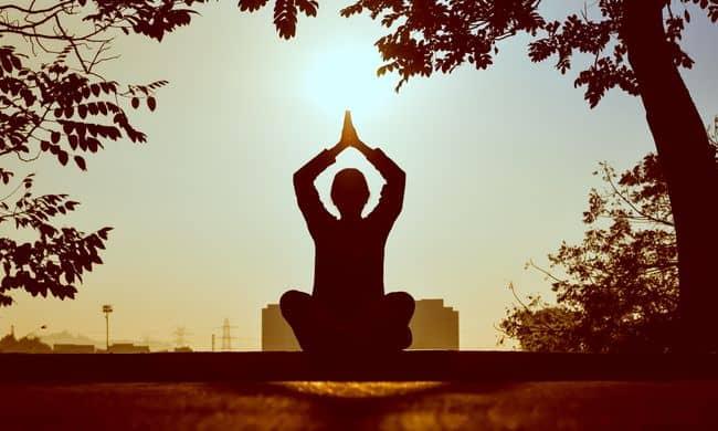 nighttime yoga or bedtime yoga