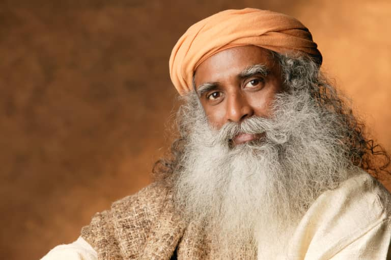 sadhguru-founder isha foundation & yoga