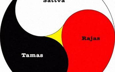 the concept of trigunas | sattva, rajas, tamas guna