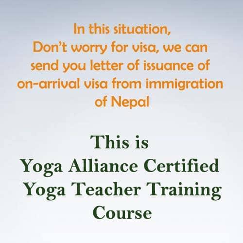 pop up for yoga teacher training