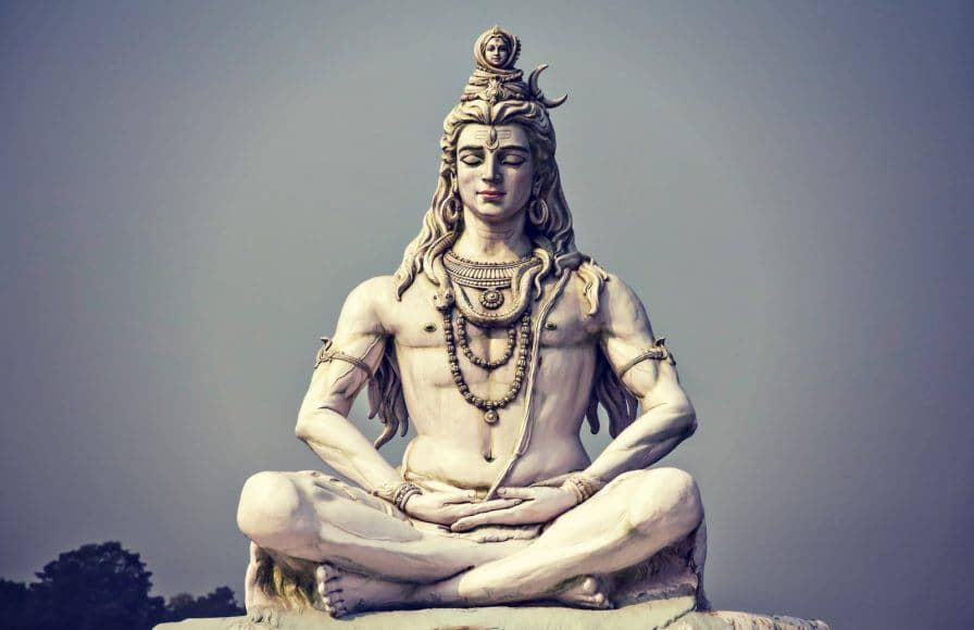 lord shiva- the founder of yoga