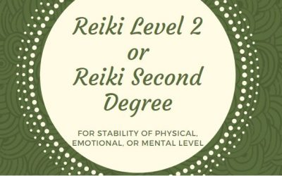 reiki level 2 or reiki second degree – reiki training in nepal