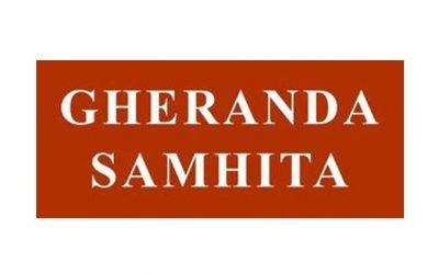 Gheranda Samhita – Textbook Of Hatha Yoga