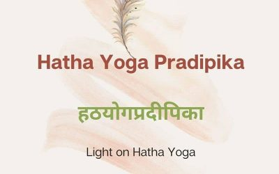 Hatha Yoga pradipika- A complete lesson of yoga