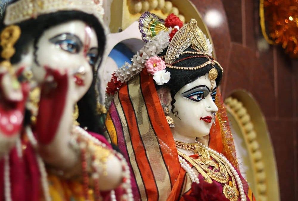 Lord Krishna and Krishna Charitra