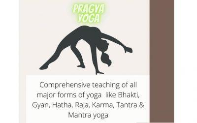 Pragya Yoga by Sriram Sharma Acharya