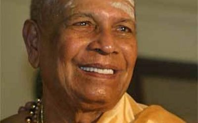 Pattabhi Jois: Ashtanga Vinyasa Yoga Guru